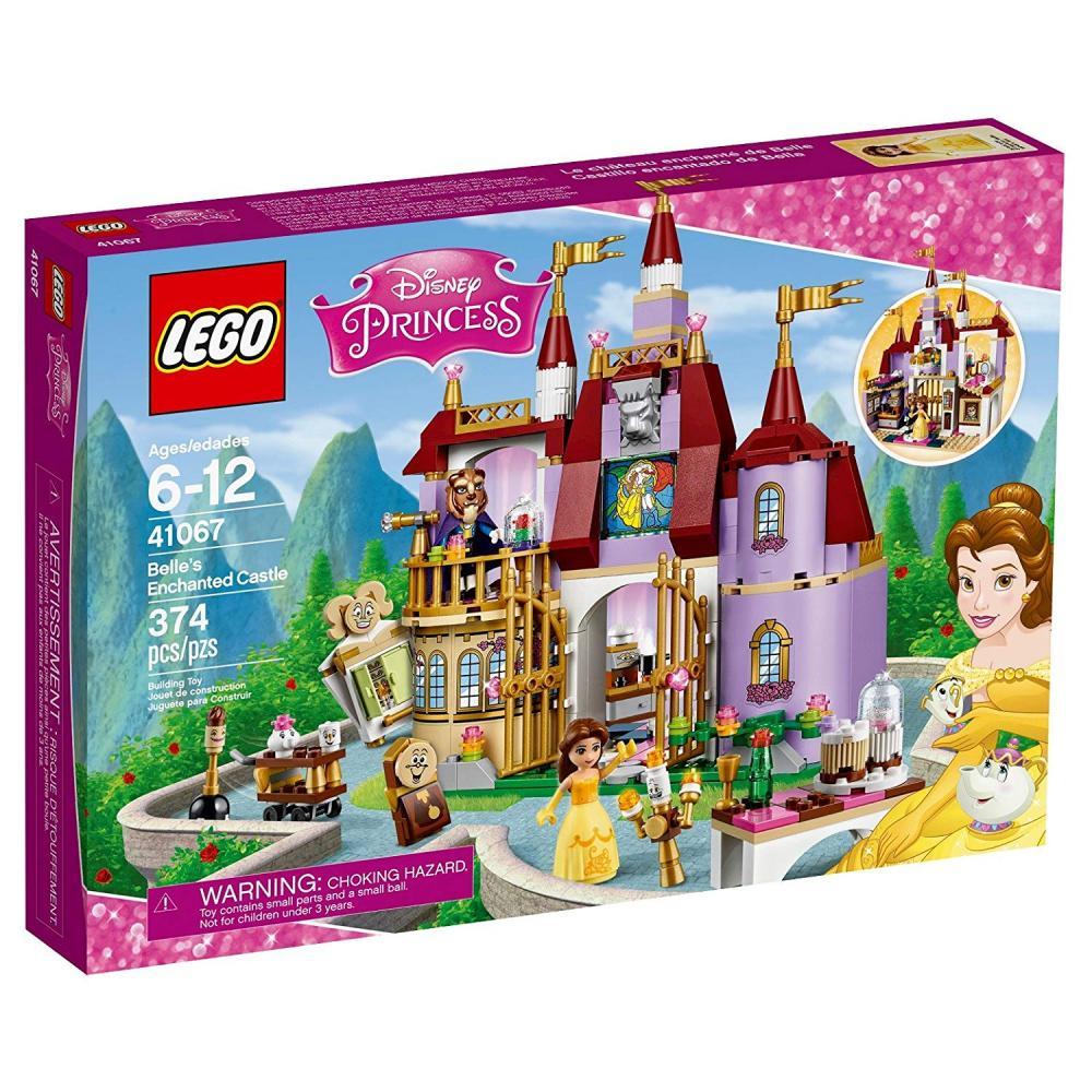 レゴ ディズニープリンセス Disney Princess Belle's Enchanted Castle 374 Pcs. 41067 - By LEGOレゴ ディズニープリンセス, ティーピーファクトリー af73dc20