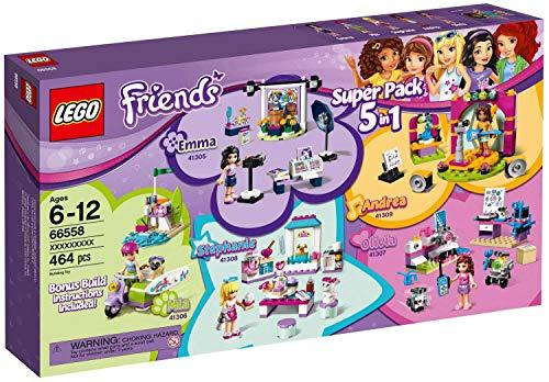 レゴ フレンズ LEGO Friends Super Pack 66558 - Target Exclusive 5pkレゴ フレンズ
