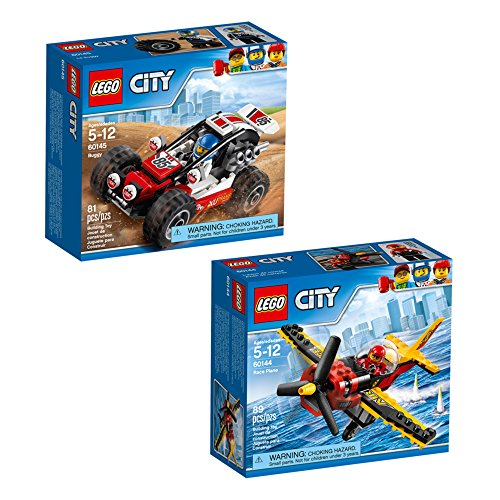 レゴ シティ LEGO City Great Vehicles Building Kit Bundle (170 Piece)レゴ シティ