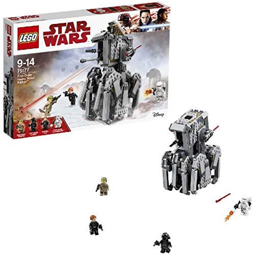 レゴ スターウォーズ 【送料無料】Lego Star Wars - First Order Heavy Scout Walkerレゴ スターウォーズ