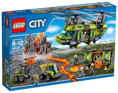 レゴ シティ LEGO City Volcano Heavy-lift Helicopter 60125レゴ シティ