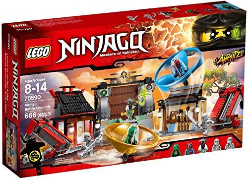 レゴ ニンジャゴー 2016 LEGO Ninjago Airjitzu Battle Grounds 70590レゴ ニンジャゴー