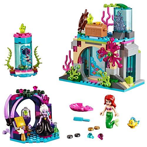 レゴ ディズニープリンセス LEGO Disney Princess Ariel and The Magical Spell 41145 Building Kit (222 Piece)レゴ ディズニープリンセス