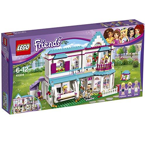 レゴ フレンズ Original - 1 Pack - LEGO Friends Stephanie's House 41314 Building Kitレゴ フレンズ