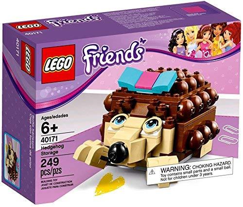 レゴ フレンズ 【送料無料】LEGO Friends Hedgehog Storage 40171レゴ フレンズ