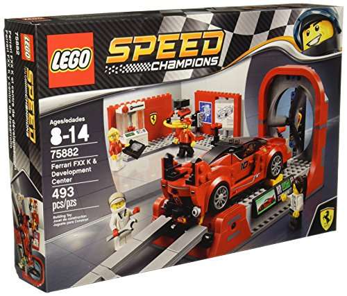 レゴ 【送料無料】LEGO Speed Champions Ferrari FXX K & Development 75882レゴ