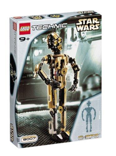 レゴ スターウォーズ Lego Star Wars 8007 Techniques C-3PO [ parallel import goods ] by LEGOレゴ スターウォーズ