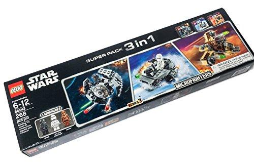 レゴ スターウォーズ Lego Star Wars Super Pack 3 in 1レゴ スターウォーズ