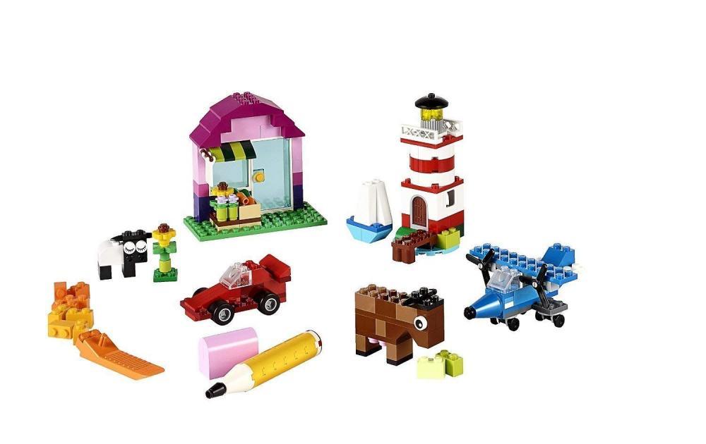 レゴ LEGO Classic Building Block Creative Bricks (221pcs) FiguresToysレゴ