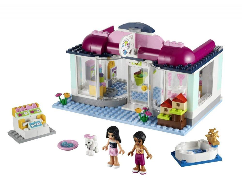 レゴ フレンズ Building Block LEGO Friends Heartlake Pet Salon (242pcs) Figures Toysレゴ フレンズ