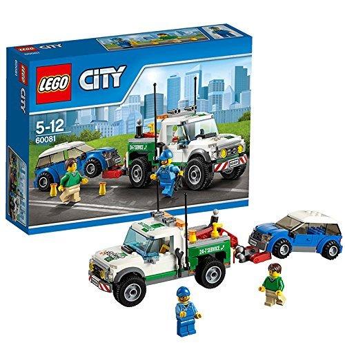 レゴ シティ LEGO (LEGO) City tow truck 60081レゴ シティ