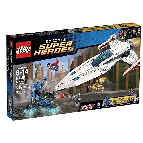 レゴ スーパーヒーローズ マーベル DCコミックス スーパーヒーローガールズ Building Block LEGO Superheroes (545pcs) Darkseid Invasion Figures Toysレゴ スーパーヒーローズ マーベル DCコミックス スーパーヒーローガールズ