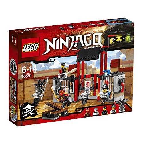レゴ ニンジャゴー LEGO Ninjago Kryptarium Prison Breakout 70591 by LEGOレゴ ニンジャゴー