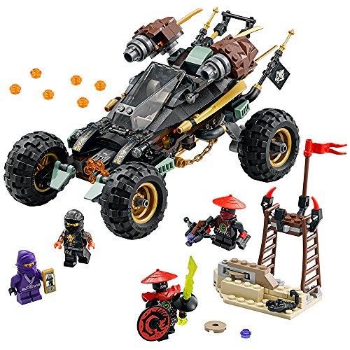 レゴ ニンジャゴー 【送料無料】LEGO 70589 Ninjago Rock Roader Building Setレゴ ニンジャゴー