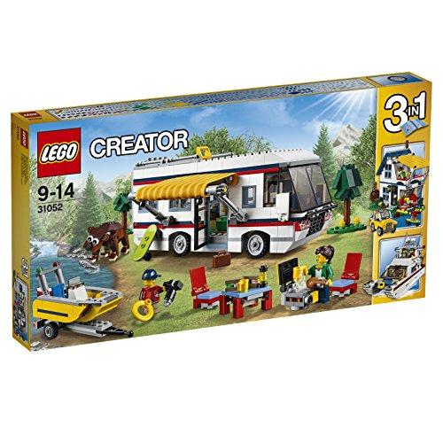 レゴ クリエイター (European Version) LEGO Creator Camper 31052レゴ クリエイター