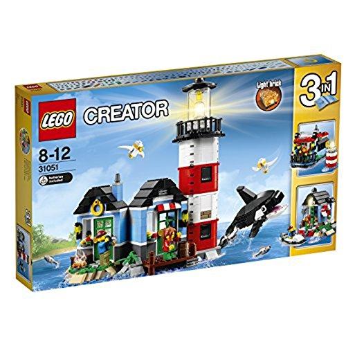 レゴ クリエイター DISCO - #31051 LEGO Lighthouse Point (LEGO Creator)レゴ クリエイター
