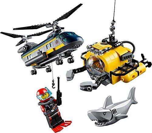 レゴ シティ LEGO City - Deep Sea Helicopterレゴ シティ