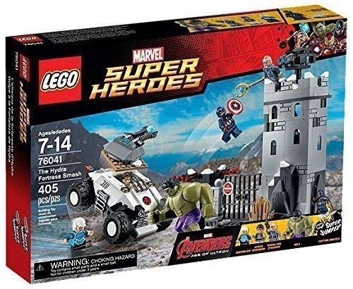 レゴ スーパーヒーローズ マーベル DCコミックス スーパーヒーローガールズ Super Heroes LEGO 405 PCS The Hydra Fortress Smash Brick Box Building Toysレゴ スーパーヒーローズ マーベル DCコミックス スーパーヒーローガールズ