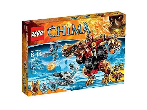 レゴ In チーマ LEGO チーマ Legends Of CHIMA Bladvic's Bear Rumble Bear Building Set New In Box #70225レゴ チーマ, 店舗厨房ショップ:90231e96 --- krianta.ru