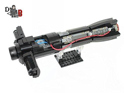 レゴ スターウォーズ Demonhunter Bricks Star Wars Kylo Ren Force Awakens Lightsaber hilt Made Using Lego Partsレゴ スターウォーズ