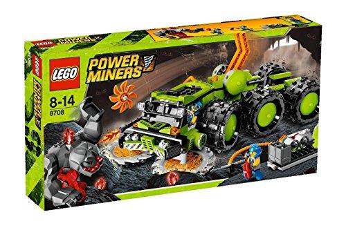 レゴ LEGO 8708 Cave Crusher Power Minersレゴ