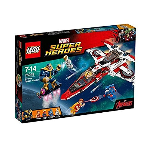 レゴ スーパーヒーローズ マーベル DCコミックス スーパーヒーローガールズ LEGO Super Heroes Avenjet Space Mission 76049レゴ スーパーヒーローズ マーベル DCコミックス スーパーヒーローガールズ