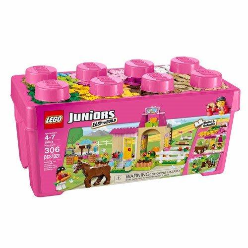 レゴ LEGO Juniors Pony Farmレゴ