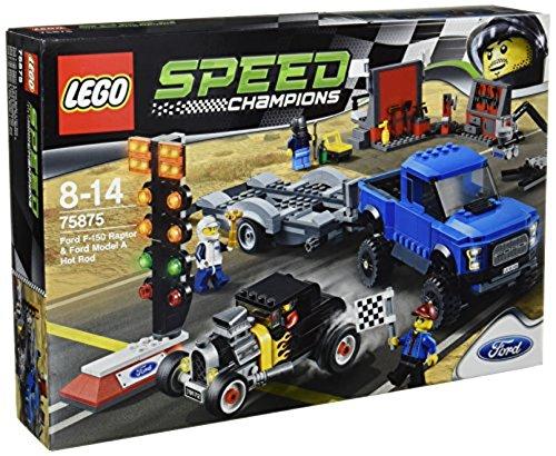 レゴ 【送料無料】Lego Speed Champions Ford F-150?Raptor & Model A Hot Rod (75875)レゴ
