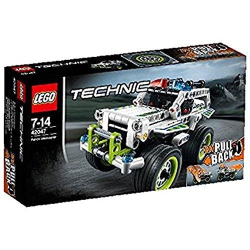 レゴ テクニックシリーズ LEGO Technic - Police Interceptorレゴ テクニックシリーズ