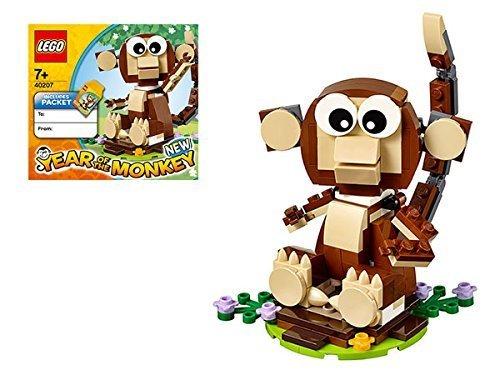 レゴ LEGO 40207 Year of the Monkey New Year Limited 2016レゴ