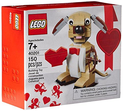 レゴ LEGO Bricks & More Valentines Cupid Dog 40201 Building Kitレゴ