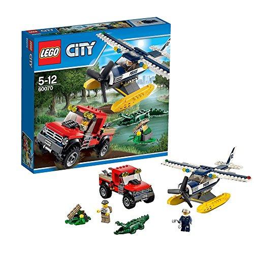 レゴ シティ LEGO City Water Plane Chase Set #60070レゴ シティ