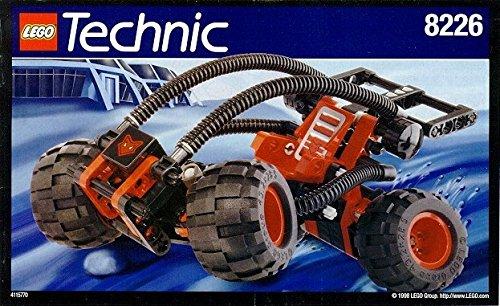レゴ テクニックシリーズ Lego 8226 Technic Tech Play Mud Masher Setレゴ テクニックシリーズ