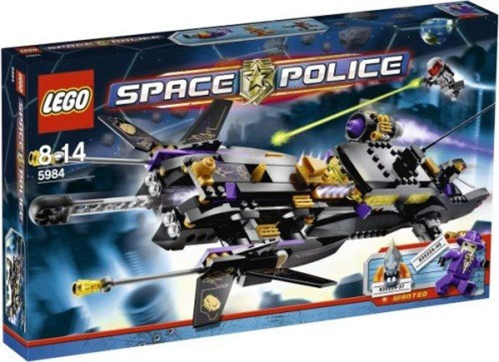 レゴ LEGO Space Police 5984 Lunar Limoレゴ