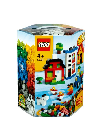 レゴ LEGO Creative Building Kit, 650 pieces 5749レゴ