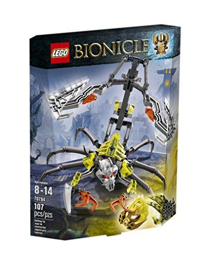 レゴ バイオニクル LEGO Bionicle 70794 Skull Scorpio Building Kitレゴ バイオニクル