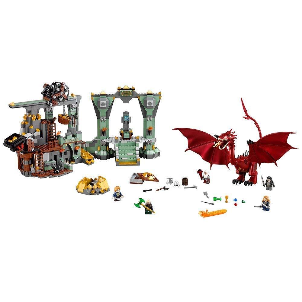レゴ LEGO Hobbit 79018 The Lonely Mountain (Discontinued by Manufacturer)レゴ