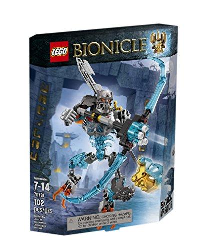 レゴ バイオニクル 【送料無料】LEGO Bionicle 70791 Skull Warrior Building Kitレゴ バイオニクル