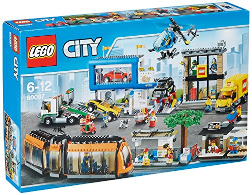 レゴ シティ LEGO レゴ City シティ Squareレゴ LEGO シティ, 子供靴&インポートウェアFabrica:77b61e46 --- jpworks.be