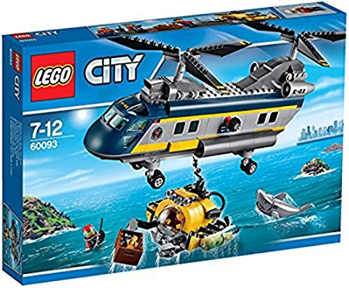 レゴ シティ LEGO City Deep Sea Exploration 60093 Deep Sea Helicopterレゴ シティ