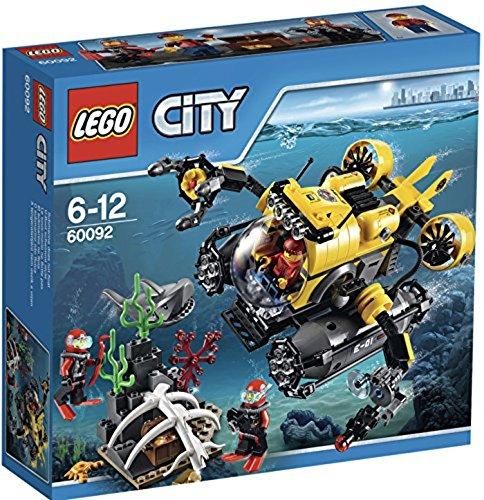 レゴ シティ LEGO, City, Deep Sea Submarine (60092)レゴ シティ