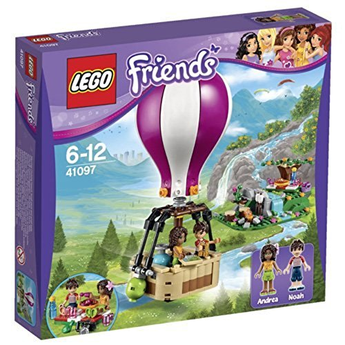 レゴ フレンズ Lego friends : heartlake hot air balloon (41097)レゴ フレンズ