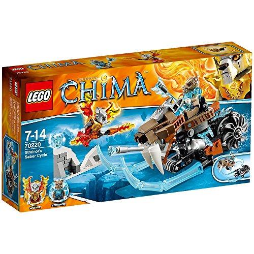 レゴ チーマ LEGO Chima 70220 Strainors S?belzahnmotorradレゴ チーマ