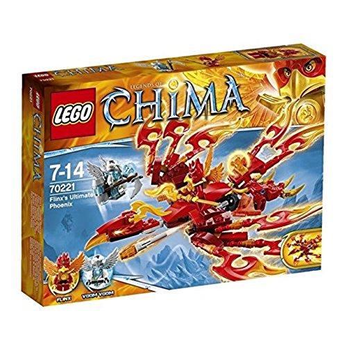 レゴ チーマ LEGO Chima レゴ 70221 Ph?nixレゴ Flinx Ultimativer Chima Ph?nixレゴ チーマ, インポートミュゼ心斎橋筋一丁目店:186ee276 --- m2cweb.com