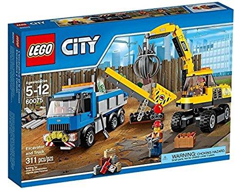レゴ シティ LEGO City Demolition 60075 Excavator and Truckレゴ シティ