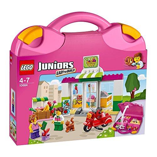 レゴ LEGO: Juniors: Supermarket Suitcaseレゴ