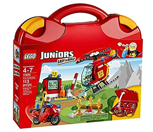 レゴ 【送料無料】LEGO Juniors 10685 Fire Suitcaseレゴ