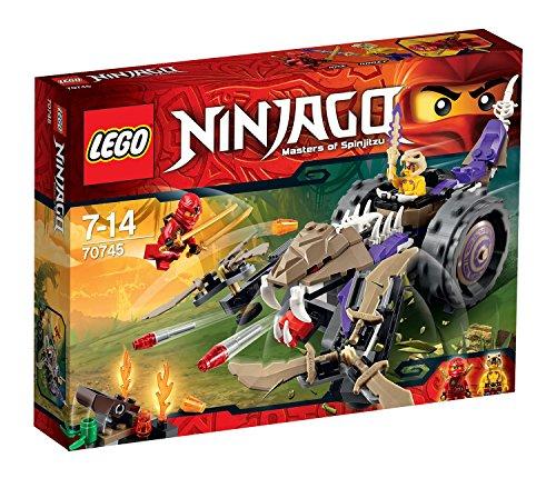 Lego Ninja Go Ana Con crusher 70745