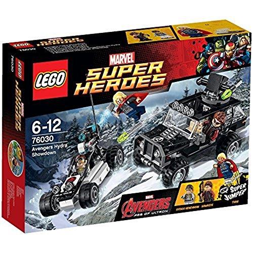 レゴ スーパーヒーローズ マーベル DCコミックス スーパーヒーローガールズ 【送料無料】LEGO Marvel Avengers 76030 Avengers Hydra Showdownレゴ スーパーヒーローズ マーベル DCコミックス スーパーヒーローガールズ