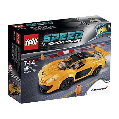 レゴ LEGO Speed Champions McLaren P1 TM (75909)レゴ